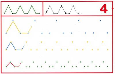 Fichas Grafomotricidad trabajamos la grafia de los números (35)