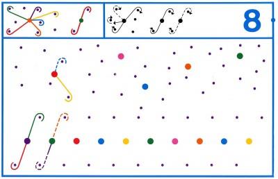 Fichas Grafomotricidad trabajamos la grafia de los números (68)