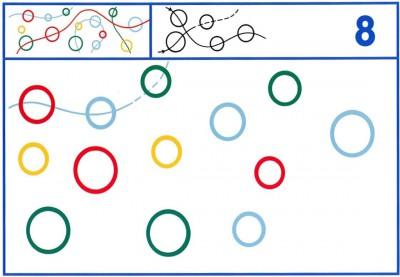 Fichas Grafomotricidad trabajamos la grafia de los números (73)