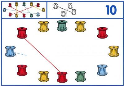 Fichas Grafomotricidad trabajamos la grafia de los números (90)