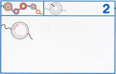 Fichas Grafomotricidad trabajamos la grafia de los números (94)