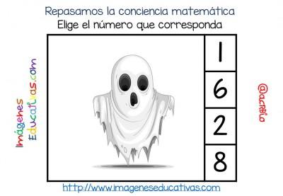 Fichas números 1-20 Halloween (5)