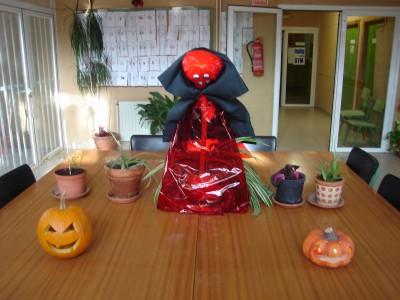 Halloween Aulas pasillos y exteriores (2)