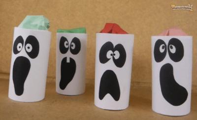 Halloween manualidades para niños (2)