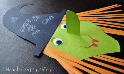 Halloween manualidades para niños (25)