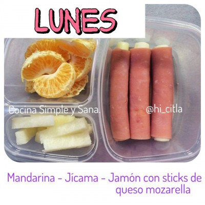 Ideas para desayuno sano en la escuela (1)