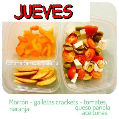 Ideas para desayuno sano en la escuela (4)