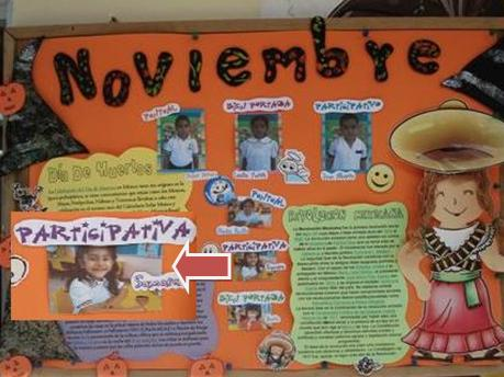 Periodico mural noviembre 5 imagenes educativas for Editorial periodico mural