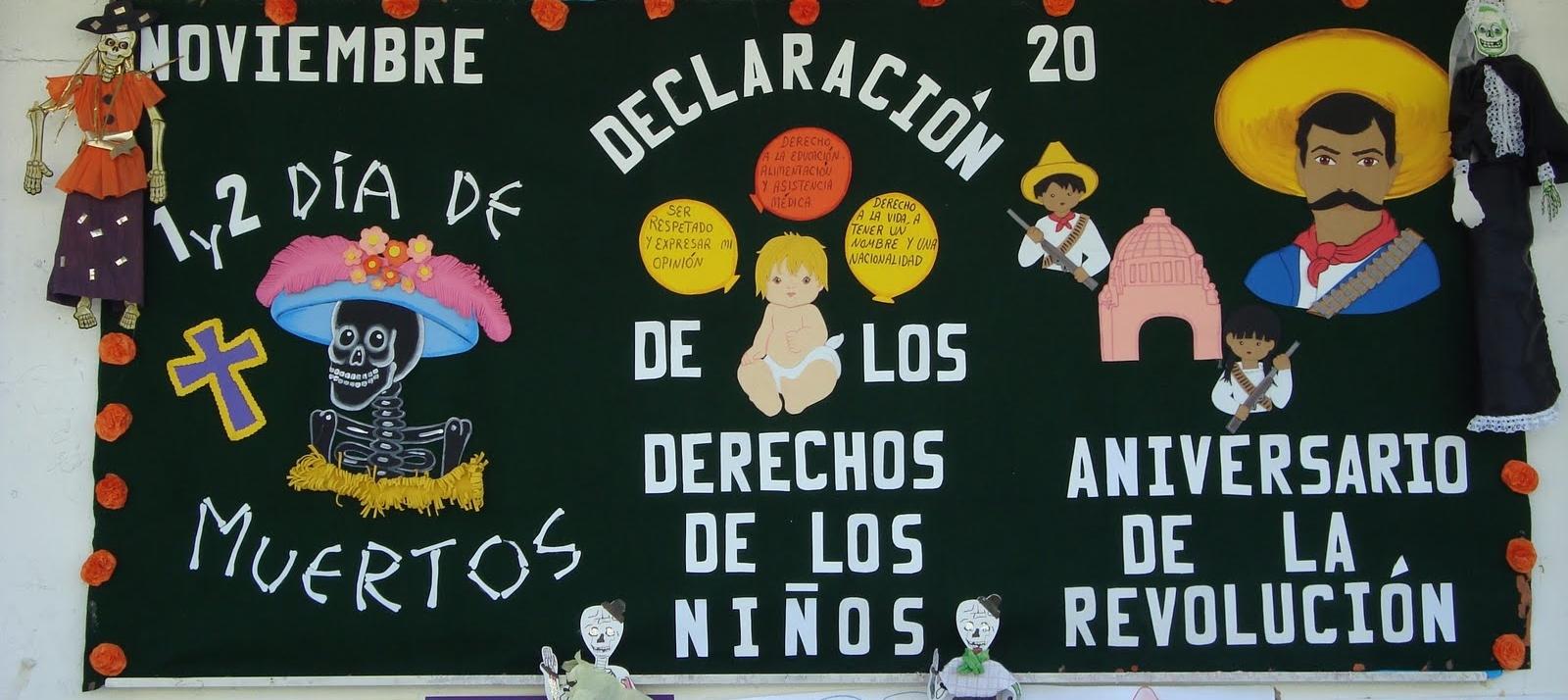 Completa Recopilacion De Ideas Para El Periodico Mural Del Mes De