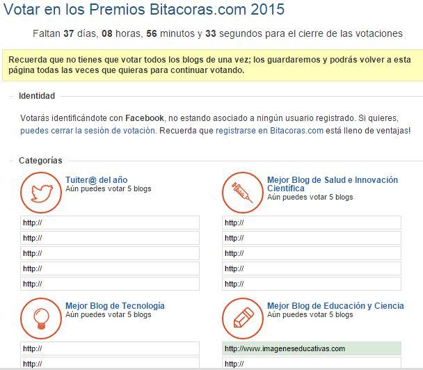 Premios Bitacoras 2015 3