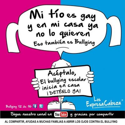 """bullying según """"los expresa Cabeza"""" (10)"""