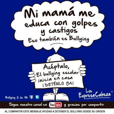"""bullying según """"los expresa Cabeza"""" (3)"""