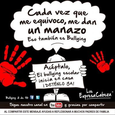 """bullying según """"los expresa Cabeza"""" (4)"""