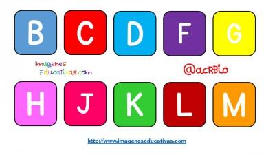 Abecedario diferentes formatos y tipos de letras (10)