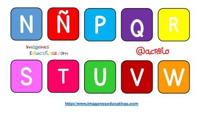 Abecedario diferentes formatos y tipos de letras (11)