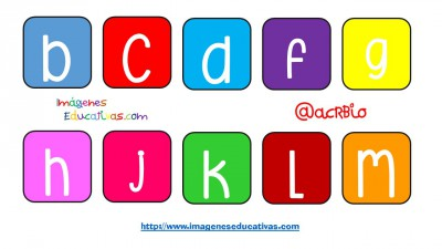 Abecedario diferentes formatos y tipos de letras (13)