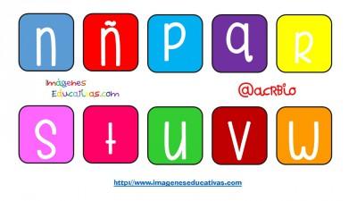 Abecedario diferentes formatos y tipos de letras (14)