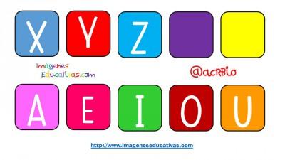 Abecedario diferentes formatos y tipos de letras (18)