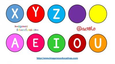 Abecedario diferentes formatos y tipos de letras (30)