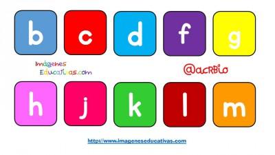 Abecedario diferentes formatos y tipos de letras (7)