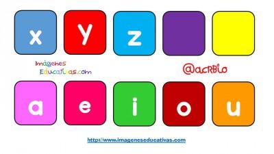 Abecedario diferentes formatos y tipos de letras (9)