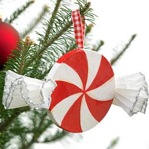 Adornos arbol de navidad manualidades diy (24)