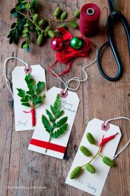 Adornos arbol de navidad manualidades diy (30)
