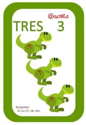 Cartas juguetes números (3)