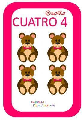 Cartas juguetes números (4)