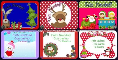 Felicitaciones de Navidad Portada