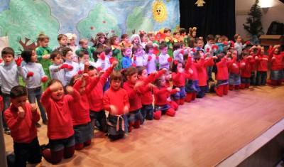 Fiesta Infantil Navidad