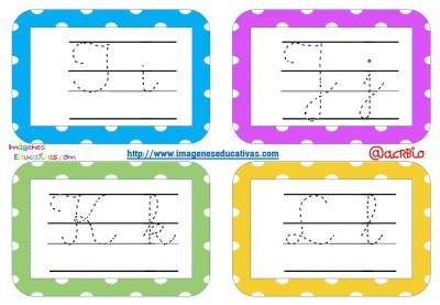 Librito de trazos formato llavero Mestra 4 enlazada (3)