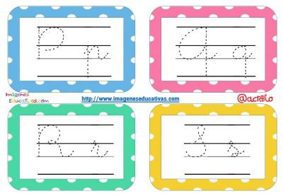 Librito de trazos formato llavero Mestra 4 enlazada (5)