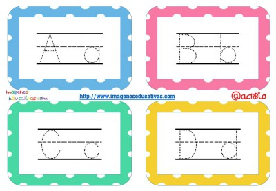 Librito de trazos formato llavero Mestra KG Primary Dots Lined (1)