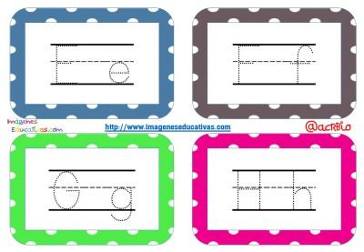 Librito de trazos formato llavero Mestra KG Primary Dots Lined (2)