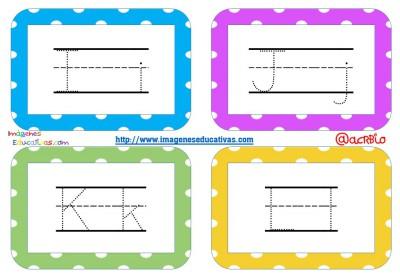 Librito de trazos formato llavero Mestra KG Primary Dots Lined (3)