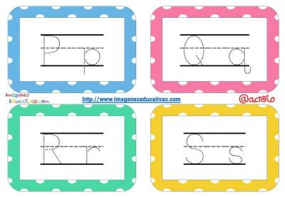 Librito de trazos formato llavero Mestra KG Primary Dots Lined (5)