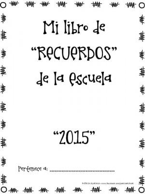 Libro de los recuerdos de la escuela 2015 (1)