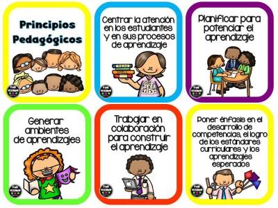 Llavero de Principios Pedagógicos (1)