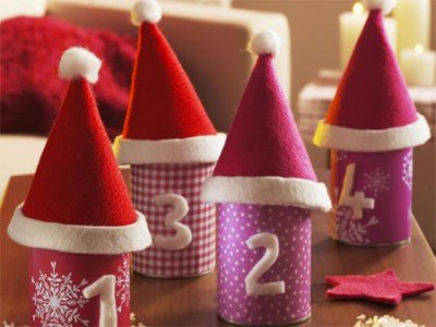 Manualidades navidad rollos papel (26)