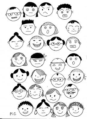 Mosaicos para discriminación visual  (4)