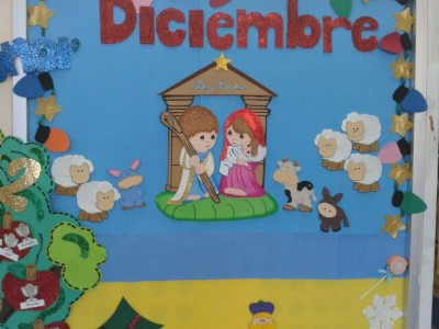 Completa Recopilacion De Ideas Para El Periodico Mural De Diciembre