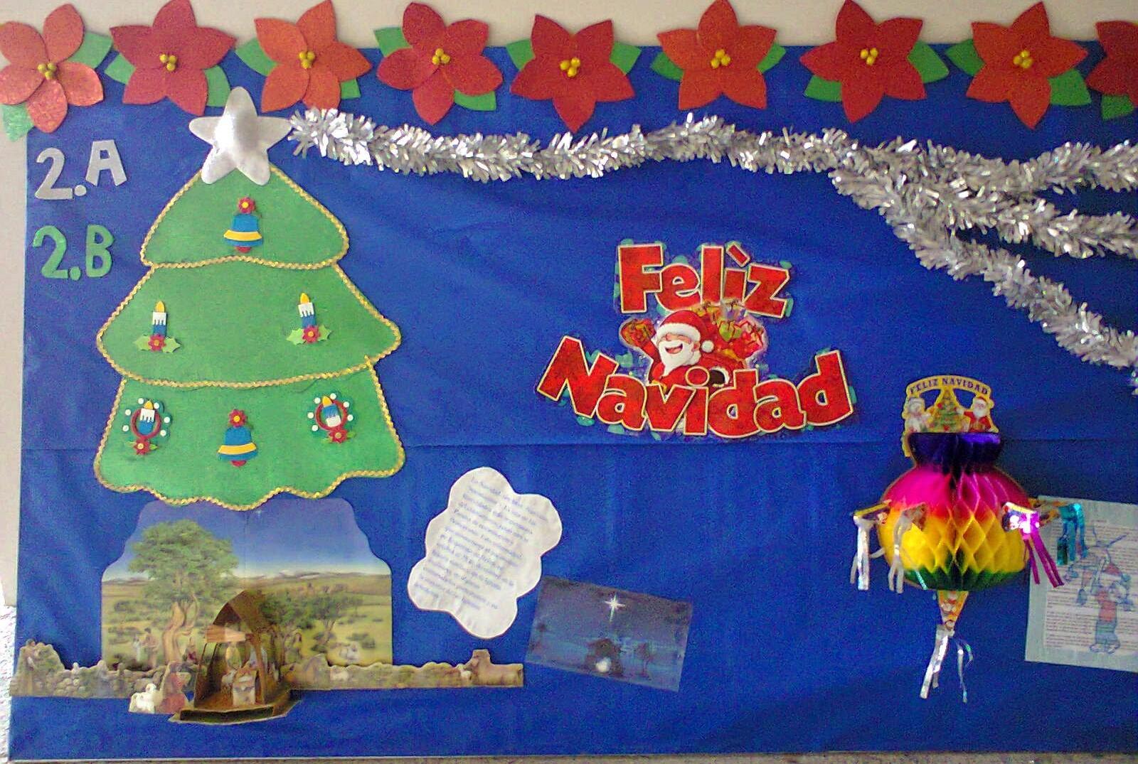 Periodico mural diciembre 7 imagenes educativas for El mural periodico