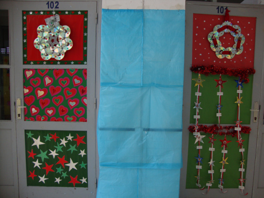 puertas navidad puertas navidad