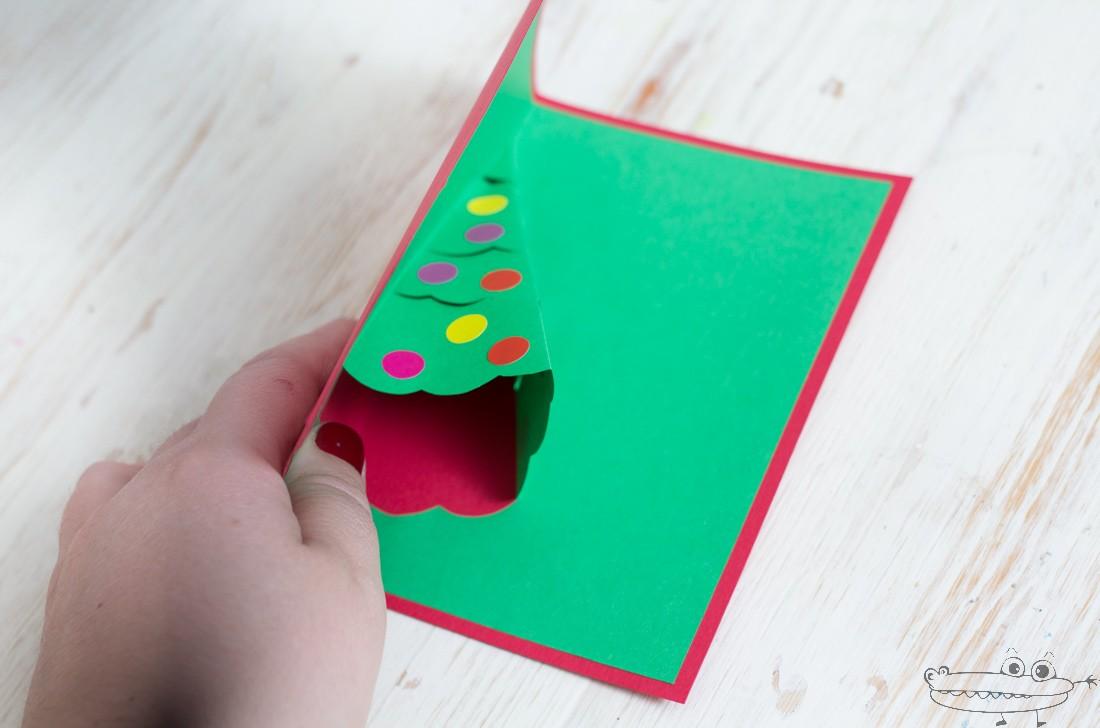 Tarjetas de navidad 2 imagenes educativas - Hacer tarjetas de navidad ...