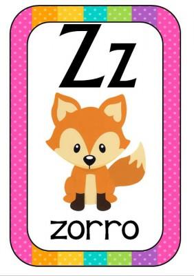 Abecedario Animales formato tarjetas (14)