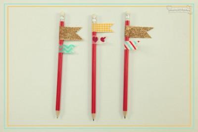 Adornos para lápices Diy (27)