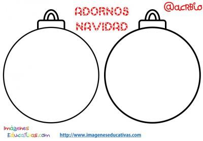 Bolas de navidad colorear (1)