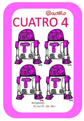 Cartas STAR WARS (4)
