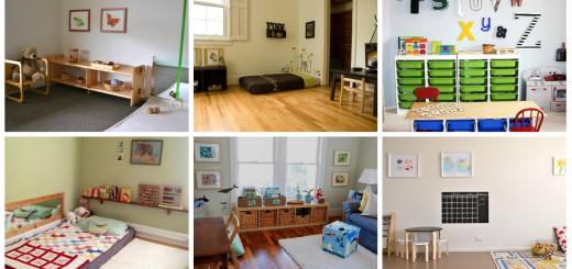 Habitación Montessori Portada